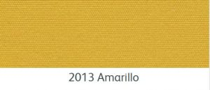 ผ้าอะคริลิค สีเหลืองสด