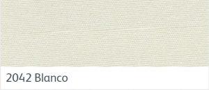 ผ้าอะคริลิค ขาว