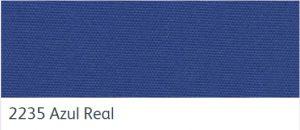 ผ้าอะคริลิค สีน้ำเงินสด