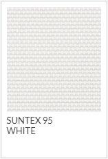 ผ้าใบ Solar Screen SunTex 95 White